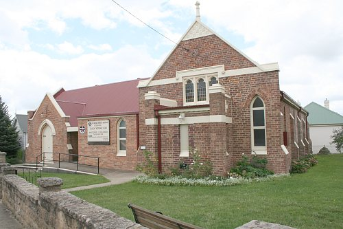 Moss Vale Uniting Church